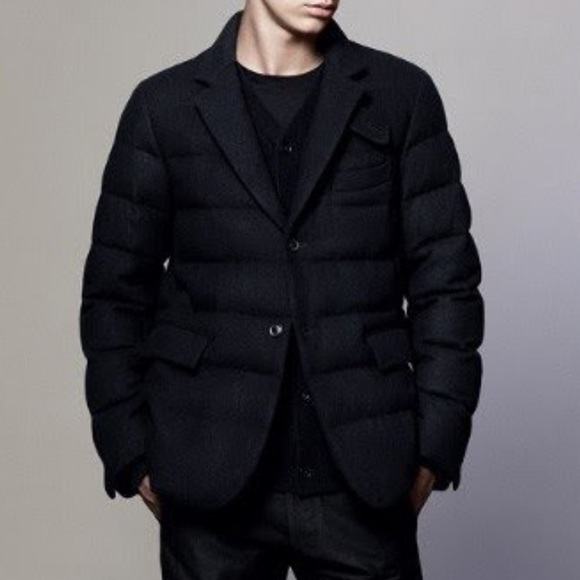 Uniqlo Other - UNIQLO X +J COLLAB blazer style wool down jacket